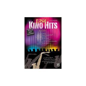 Alfred Publishing Easy Kino Hits mit CD - Altsaxophon