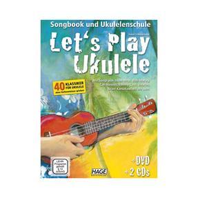 Hage Musikverlag Lets Play Ukulele