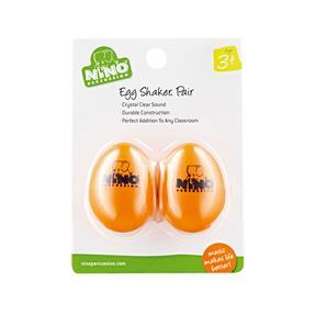 Meinl Nino 540OR-2 Egg Shaker 2-Stück