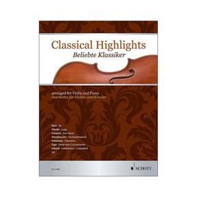 Schott Verlag Classical Highlights