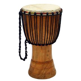 Justin Djembe African Style