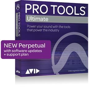 Avid Pro Tools Ultimate - Dauerlizenz