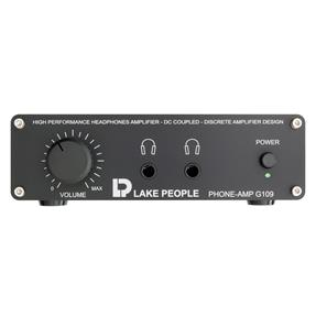 Lake People G-109-P Headphone Amp