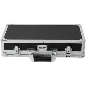 Justin Effect Pedal Case 424, 226 x 424 x 100 mm