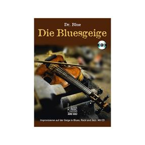 Acoustic Music Books Die Bluesgeige mit CD