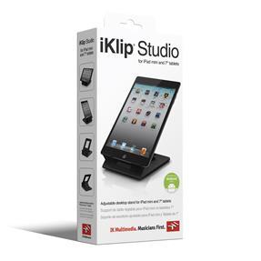 IK-Multimedia iKlip Studio für iPad mini