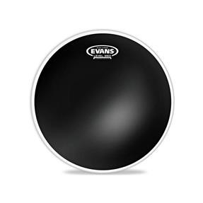Evans Black Chrome 8'' - Tomfell - 2-lagig