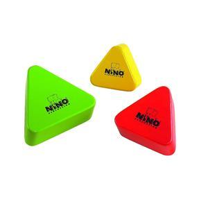 Meinl Nino 508-MC Holzdreiecke Shaker Set
