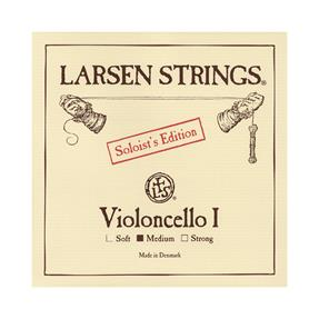 Larsen Strings Cello Soloist's Edition A I medium