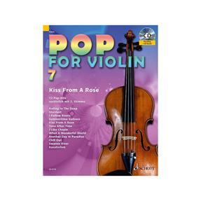 Schott Verlag Pop for Violin 7 mit CD