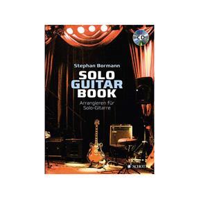 Schott Verlag Solo Guitar Book mit CD