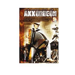 Voggenreiter Das große Buch für Akkordeon mit CD