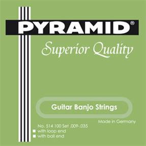 Pyramid Guitar-Banjo