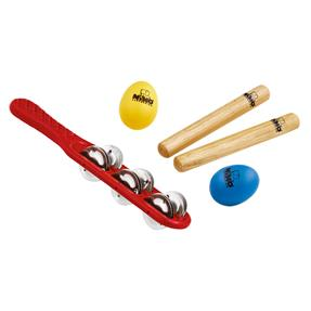 Meinl Nino Set2 Percussion Set 4-teilig