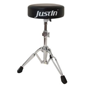 Justin JDT440 Drum Throne Round Seat