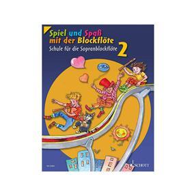 Schott Verlag Schule für die Sopranblockflöte 2