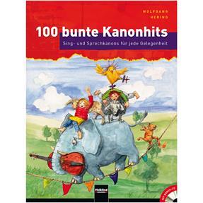 Helbling 100 bunte Kanonhits