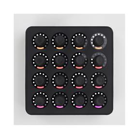 Dj Techtools Midi Fighter Twister schwarz