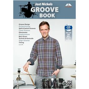 Alfred Publishing Groove Book mit CD
