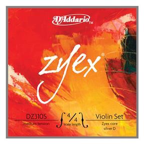 D'addario Violine Zyex