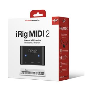 IK-Multimedia iRig MIDI 2