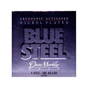 Dean Markley Blue Steel NPS Bass 2679A 5 ML