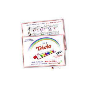 Seydel Triolaheft Band 5