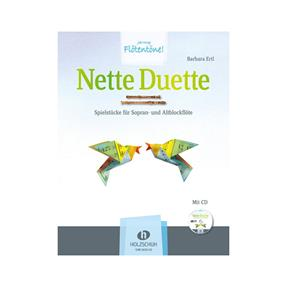 Holzschuh Verlag Nette Duette mit CD