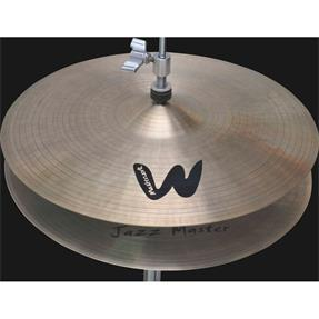 Masterwork Jazz Master Light Hi-Hat 15''