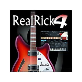 Musiclab RealRick 4 Lizenzcode