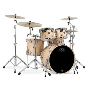 DW Drums Performance - Natural Lacquer