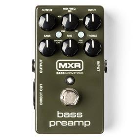 MXR M81 Bass-Preamp