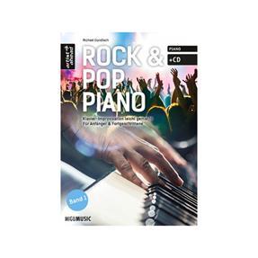 Artist Ahead Verlag Rock und Pop Piano Band 1 mit CD