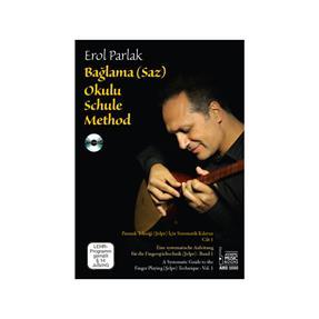 Acoustic Music Books Bagl(Saz) - Schule Okulu - Method