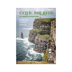Acoustic Music Books Celtic Ballads mit CD