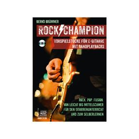 Acoustic Music Books Rock Champion mit CD