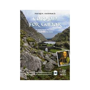 Acoustic Music Books Carolan for Guitar mit CD