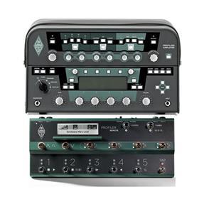 KEMPER PROFILING AMP ifier Head BK + Remote