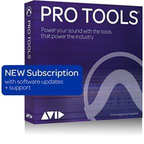Avid Pro Tools Jahreslizenz NEU Lizenz-Code