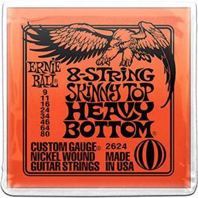 Ernie Ball 2624 8-String Slinky