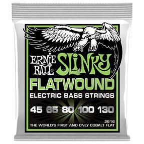 Ernie Ball 2816 Regular Slinky Flatwound