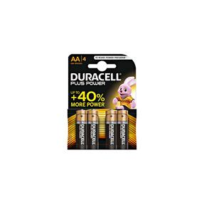 Duracell Plus Power MN1500 AA