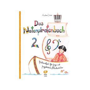 DUX Das Notenpiratenbuch 2