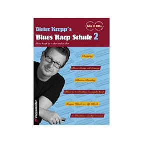 Voggenreiter Kropp's Blues Harp Schule 2