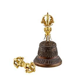 Meinl BD-M Glocke und Dorje