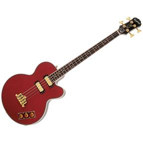 Epiphone Allen Woody Ltd. Rumblekat, Wine Red