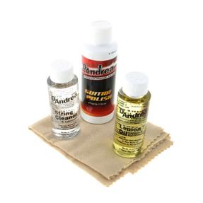 D'andrea Deluxe Guitar Care Kit