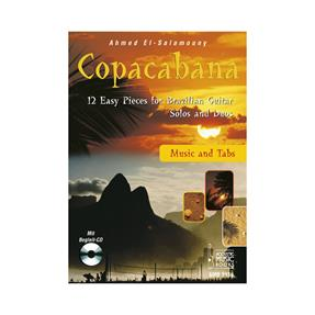 Acoustic Music Books Copacabana mit CD - Tabulatur
