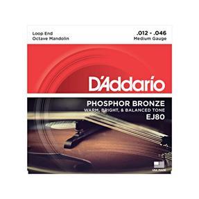 D'addario EJ80 Phosphor Bronze