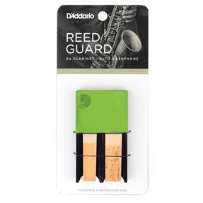 D'addario Woodwinds Rico Reedguard grün für 4 Blätter